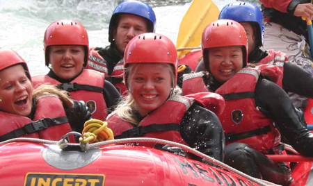 Daytrip Rafting in Sjoa through Heidal