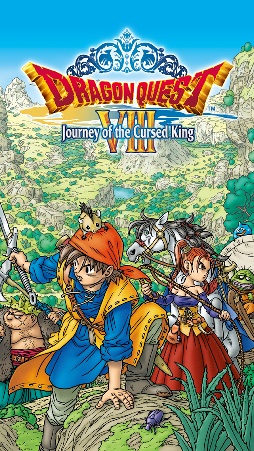 Dragon Quest VIII - What are the best Android RPGs? - Slant