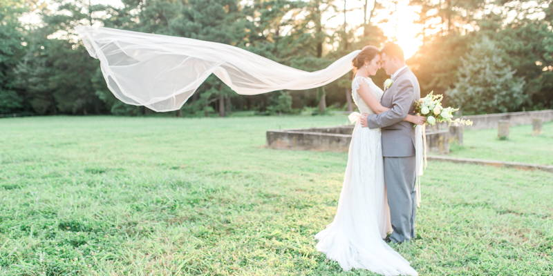 A Romantic Carolina Farm Styled Shoot