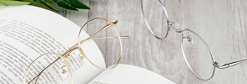 If you are supposed to wear prescription glasses do so, because if you don't, your eyes will have to work harder and are more likely to get strained.