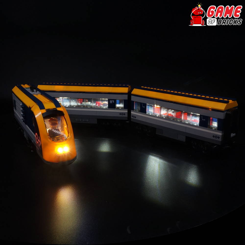 lego train lightss