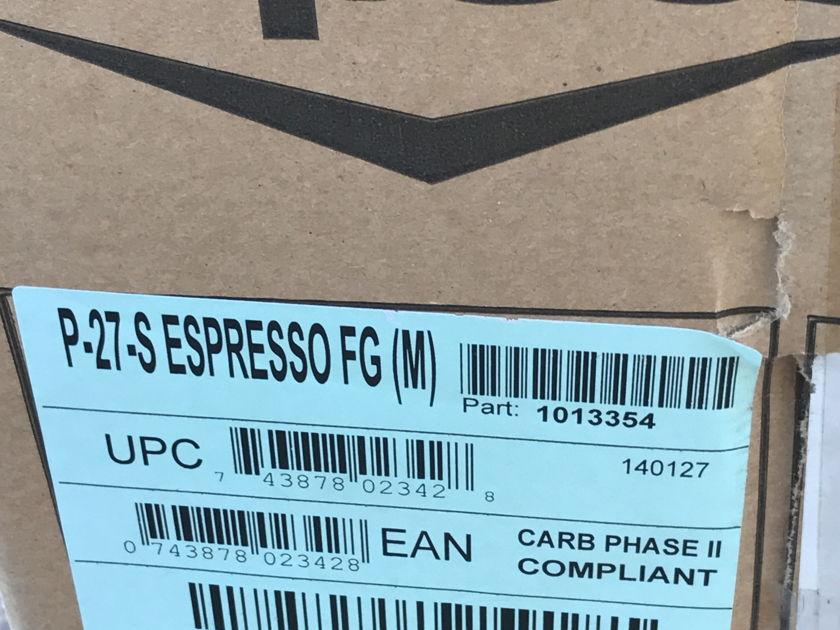 Klipsch Palladium P-27S Espresso