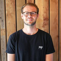 Max Roettle - Co-Founder of pangu the sustainable streetwear brand