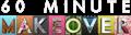 60 minute Makeover logo