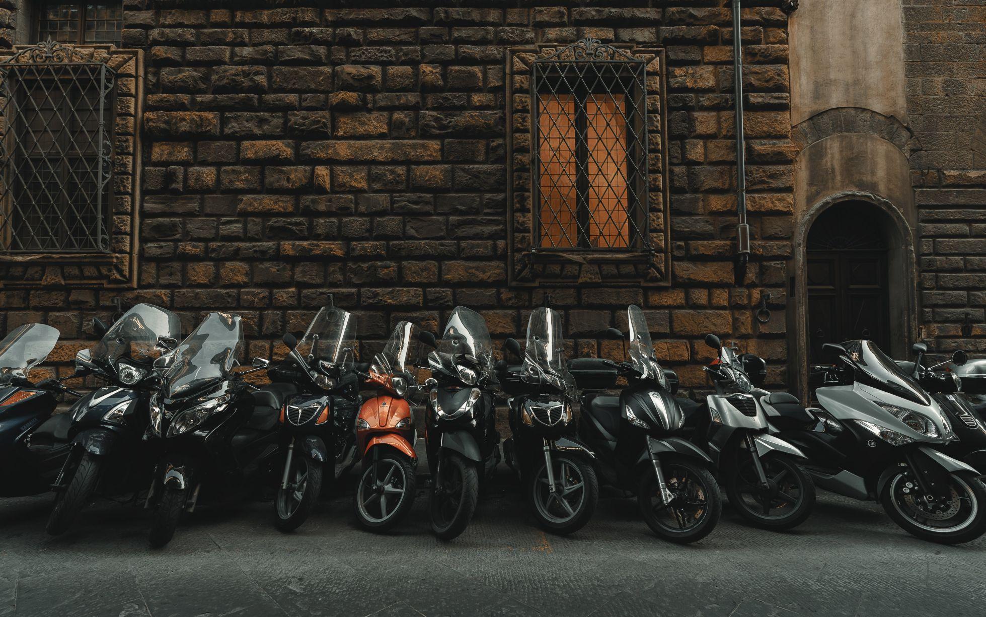 Motorcycle fleet 2