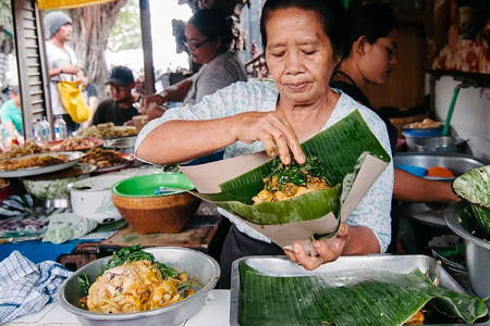 Local Markets and Food Experience in Denpasar
