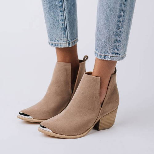booties are a must have shoe for every woman's shoe closet