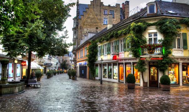 Баден-Баден + Страсбург (2 дня)
