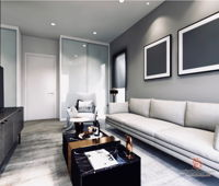 iconz-design-consultancy-m-sdn-bhd-modern-malaysia-selangor-family-room-3d-drawing