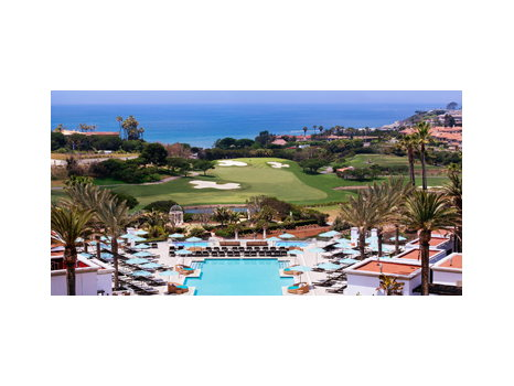 Monarch Beach Resort Four nights for Two couples + Golf for Four with Olympic Champion Jonny Moseley