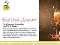 REAL GREEK CHRISTMAS image