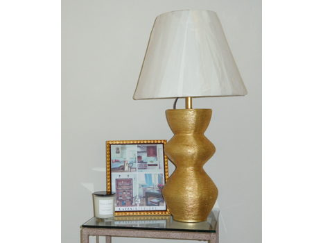 Gates Interiors: Table Lamp, Artisan Candle & Picture Frame