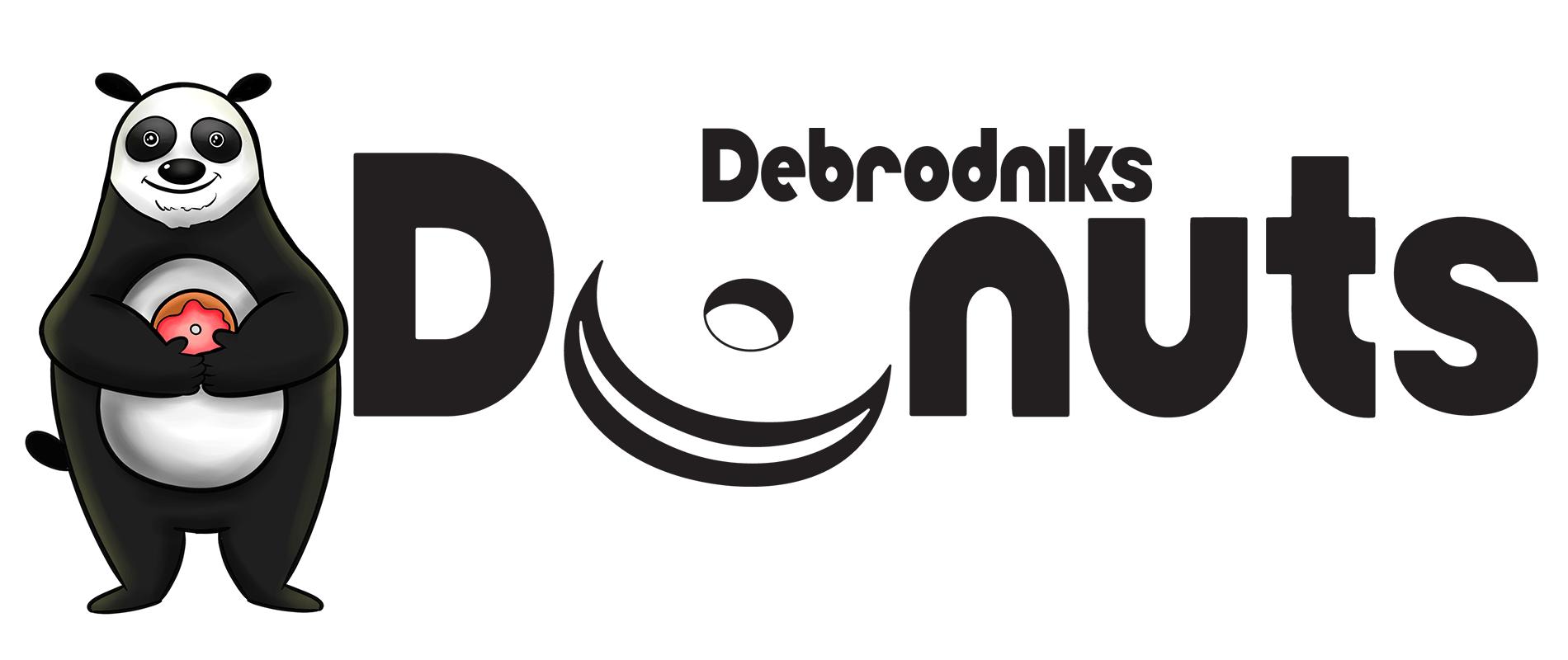 Logo - Debrodniks Donuts