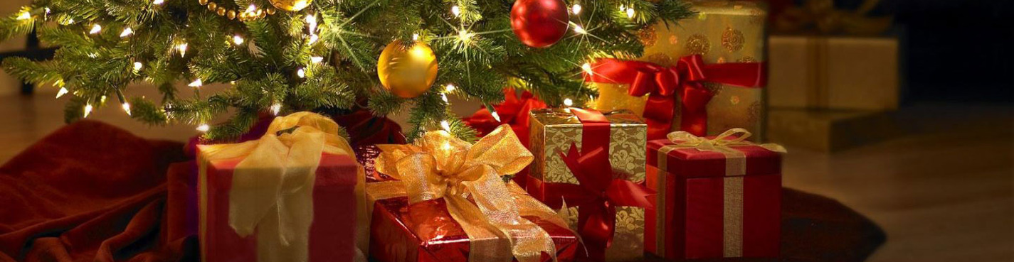 Creative gifts for the New Year and Christmas