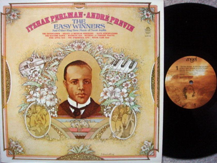 EMI Angel / PERLMAN-PREVIN, - Scott Joplin Rag-Time Music,  NM!