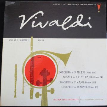 Vivaldi and Corelli Chamber Music Series, 21 Vols.