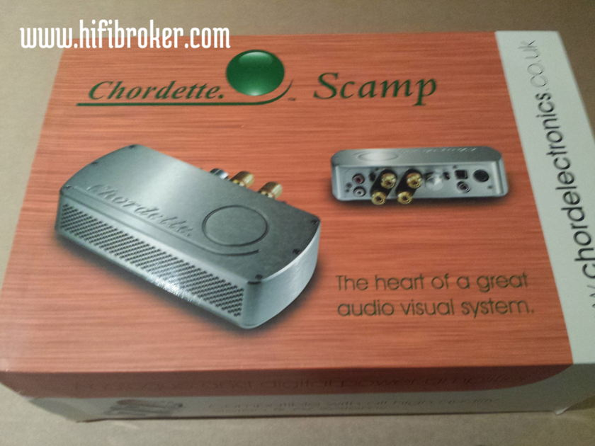 Chord Electronics Ltd. Scamp