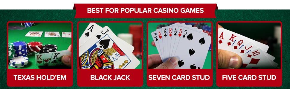 Best for Popular Casino Games