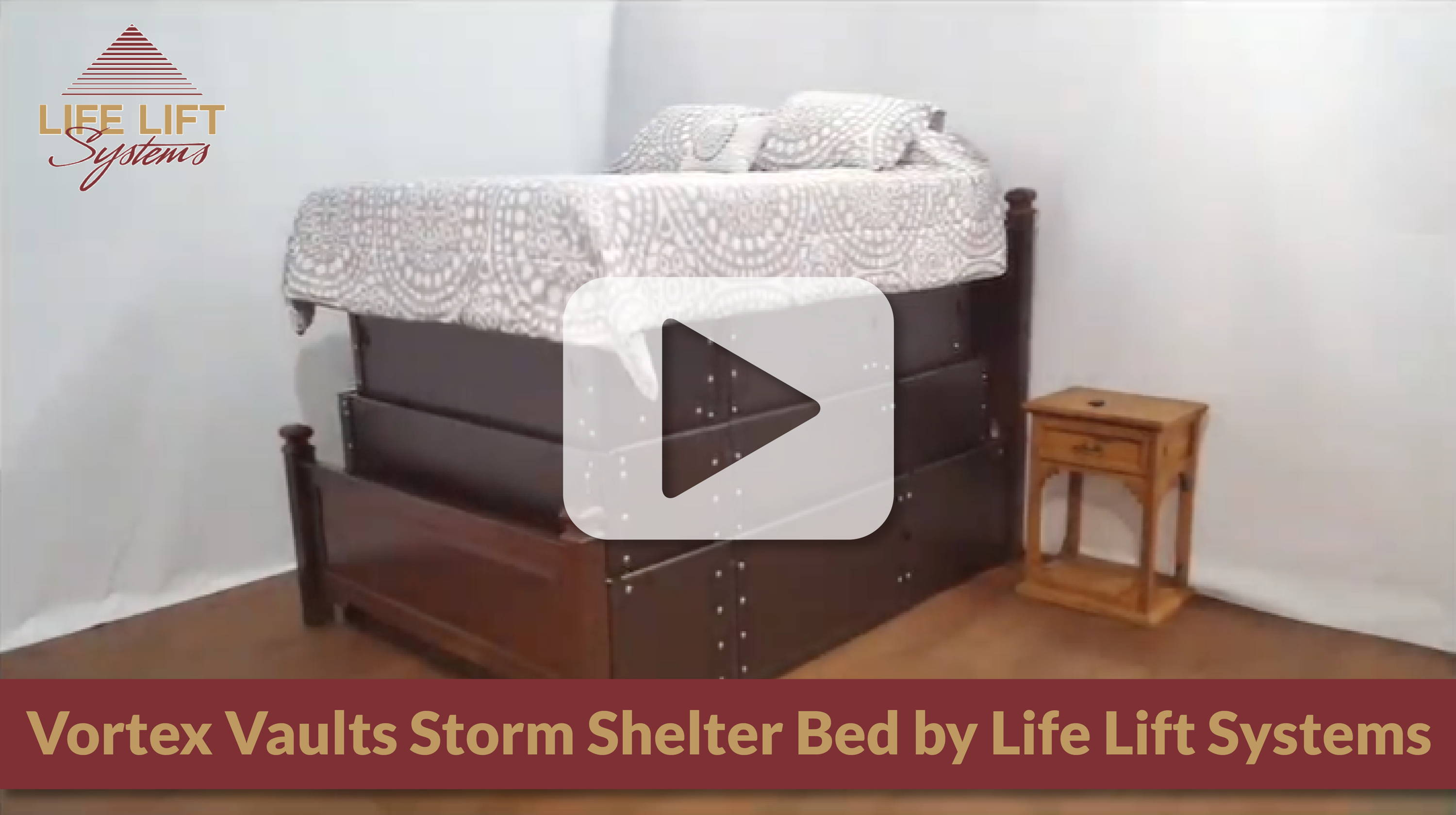 Vortex Vaults Storm Shelter Beds