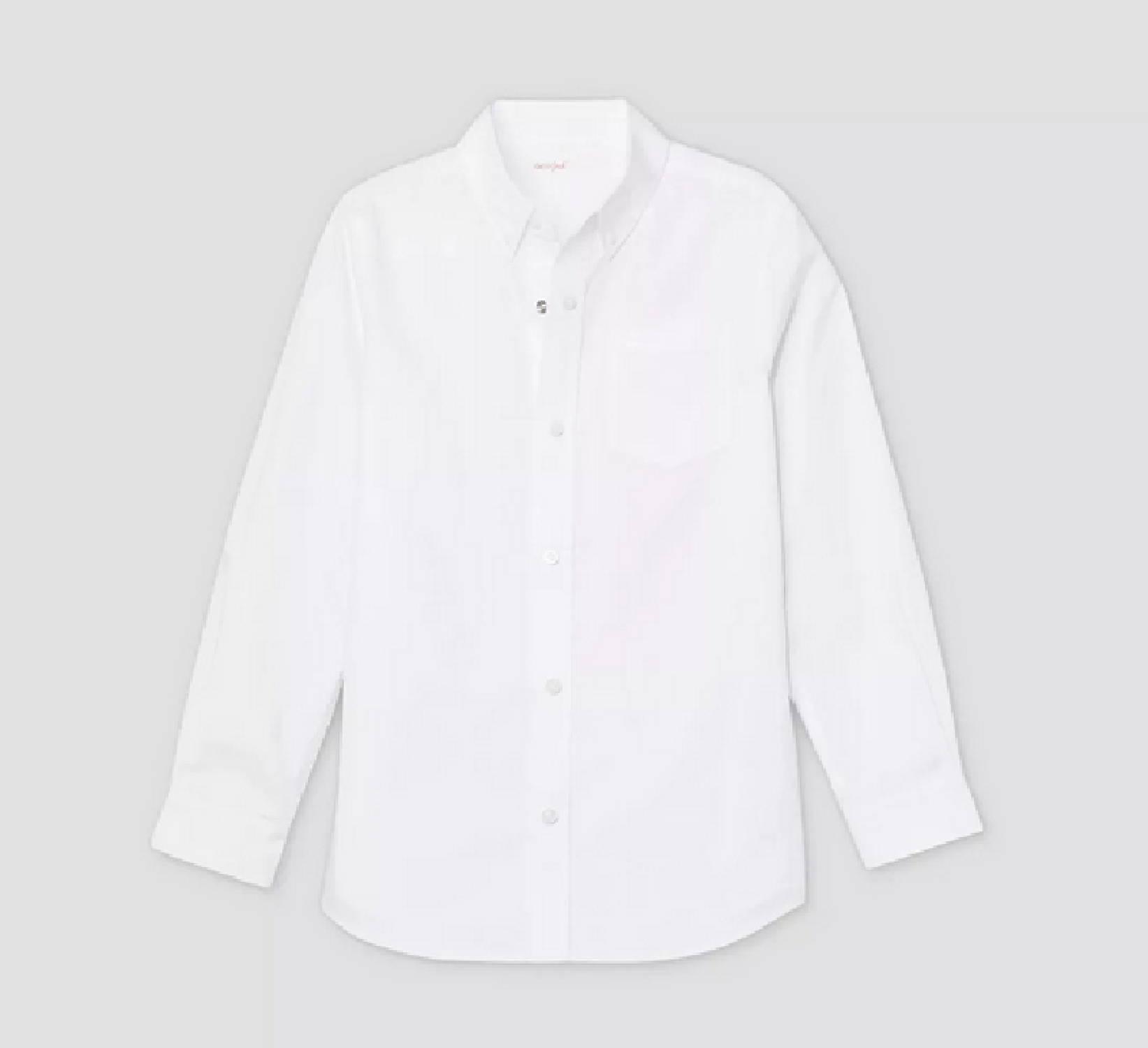 Ring Bearer White Shirt