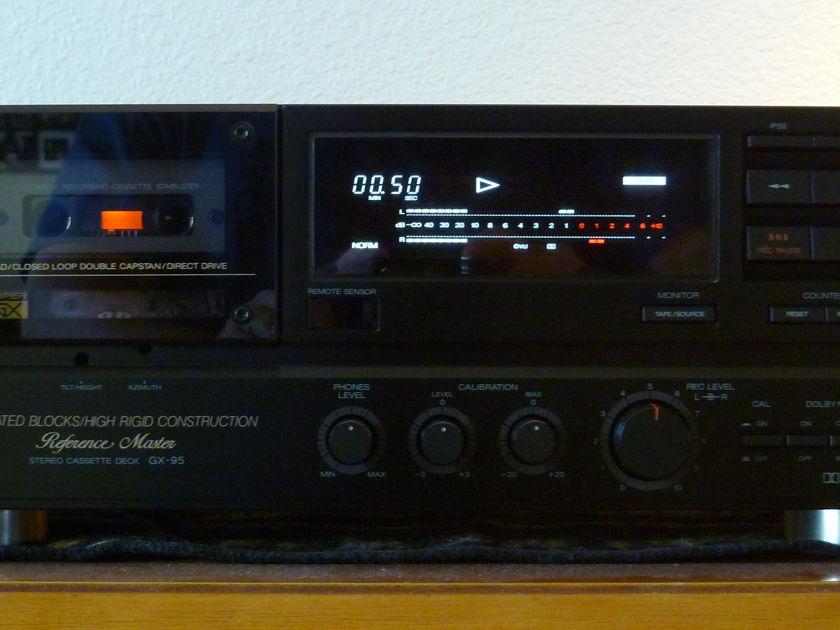 Akai GX-95 Reference Master Cassette Deck
