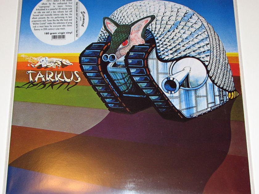 Emerson Lake & Palmer - Tarkus 180-gram vinyl reissue Near Mint