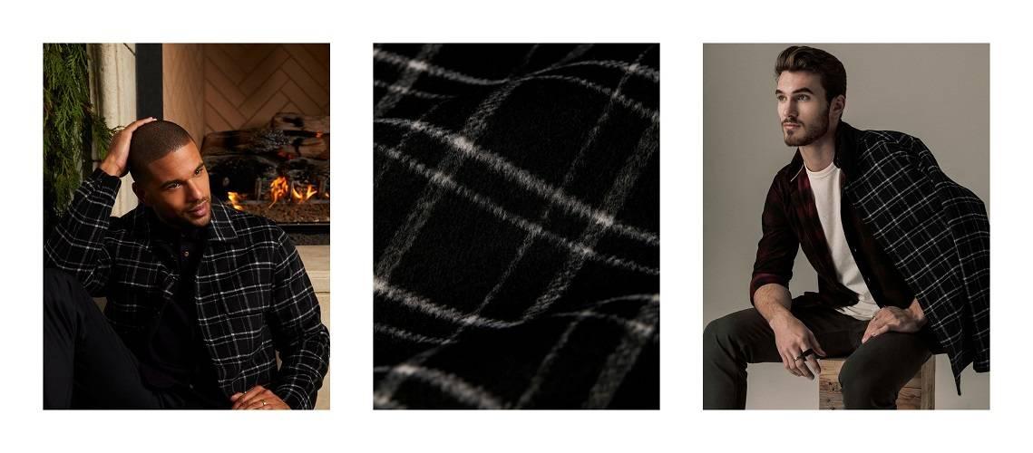 Dunbar Shirt Jacket
