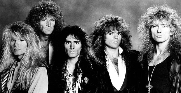 Эльдорадио разыгрывает пригласительные билеты на концерт Whitesnake - Новости радио OnAir.ru