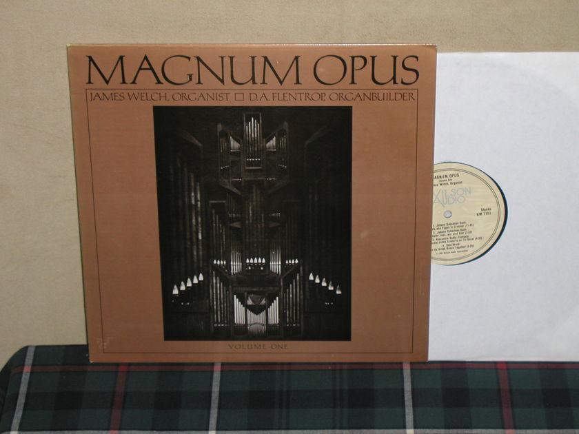 """James Welch  """"MAGNUM OPUS"""""""" - Wilson Audio W-8111  >TAS<"""