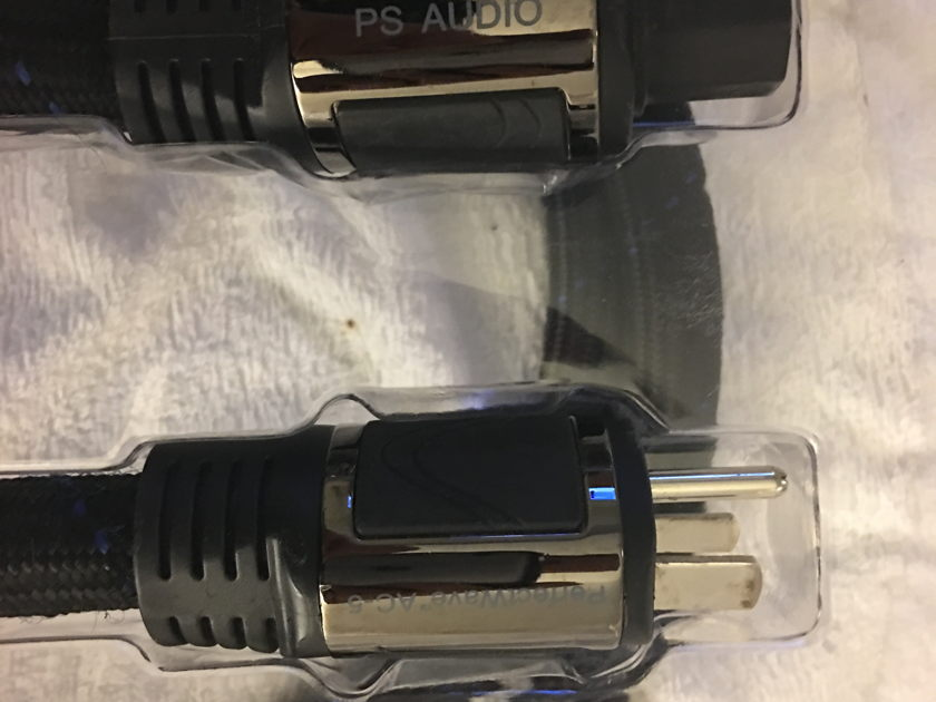 PS Audio  AC-5  Power Cable - 2.0m 2nd cable