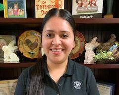 Ms. Yanira Hernandez , Infant Assistant