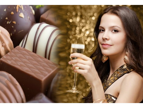 Grab Your Passport: Champagne, Chocolate, and Choos