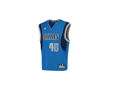 Dallas Mavericks Custom Replica Jersey
