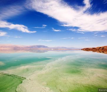 Автомобильная экскурсия: через Иудейскую пустыню к Мертвому Морю