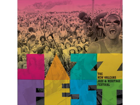 50th Anniversary Jazz Fest Box Set