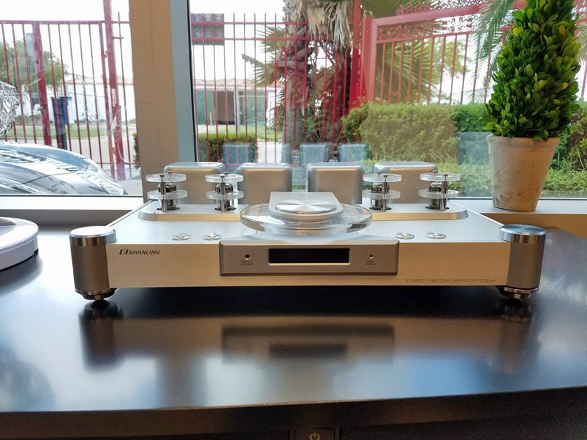 Shanling Audio CD-T1000SE Audiophile Tube CD Player