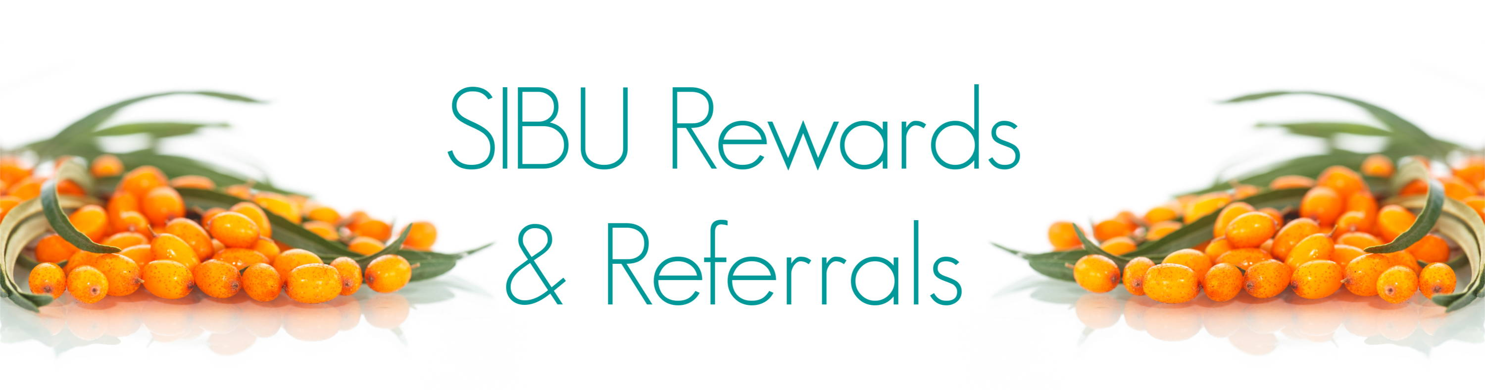 Sibu Rewards and Referrals