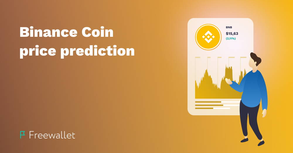 Binance coin (BNB) price prediction for 2019, 2020, 2025