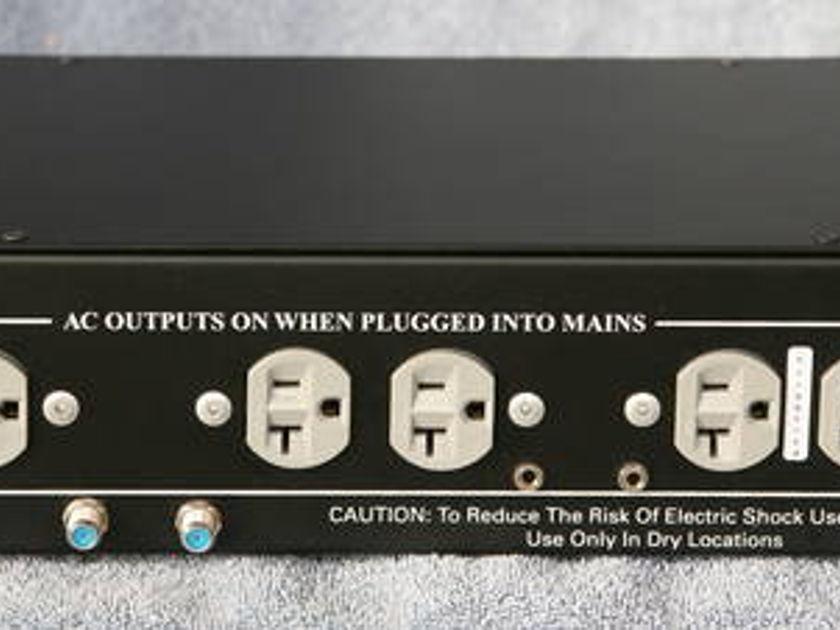 Richard Gray RGPC 600 rm pro Line Conditioner !