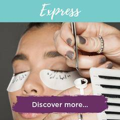 Fast Motion Express Lashes Training