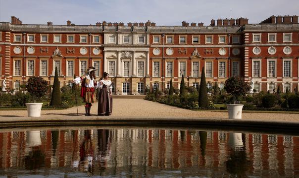 Дворец Хэмптон-корт и сады: входной билет