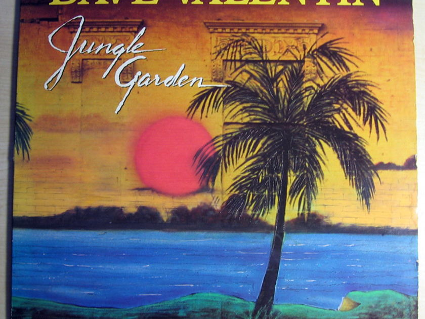 Dave Valentin -  Jungle Garden  - 1985 GRP ‎Records Digital Master GRP-A-1016