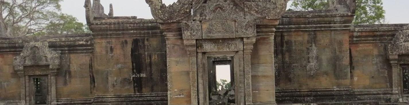 Храм Прех Вихеа