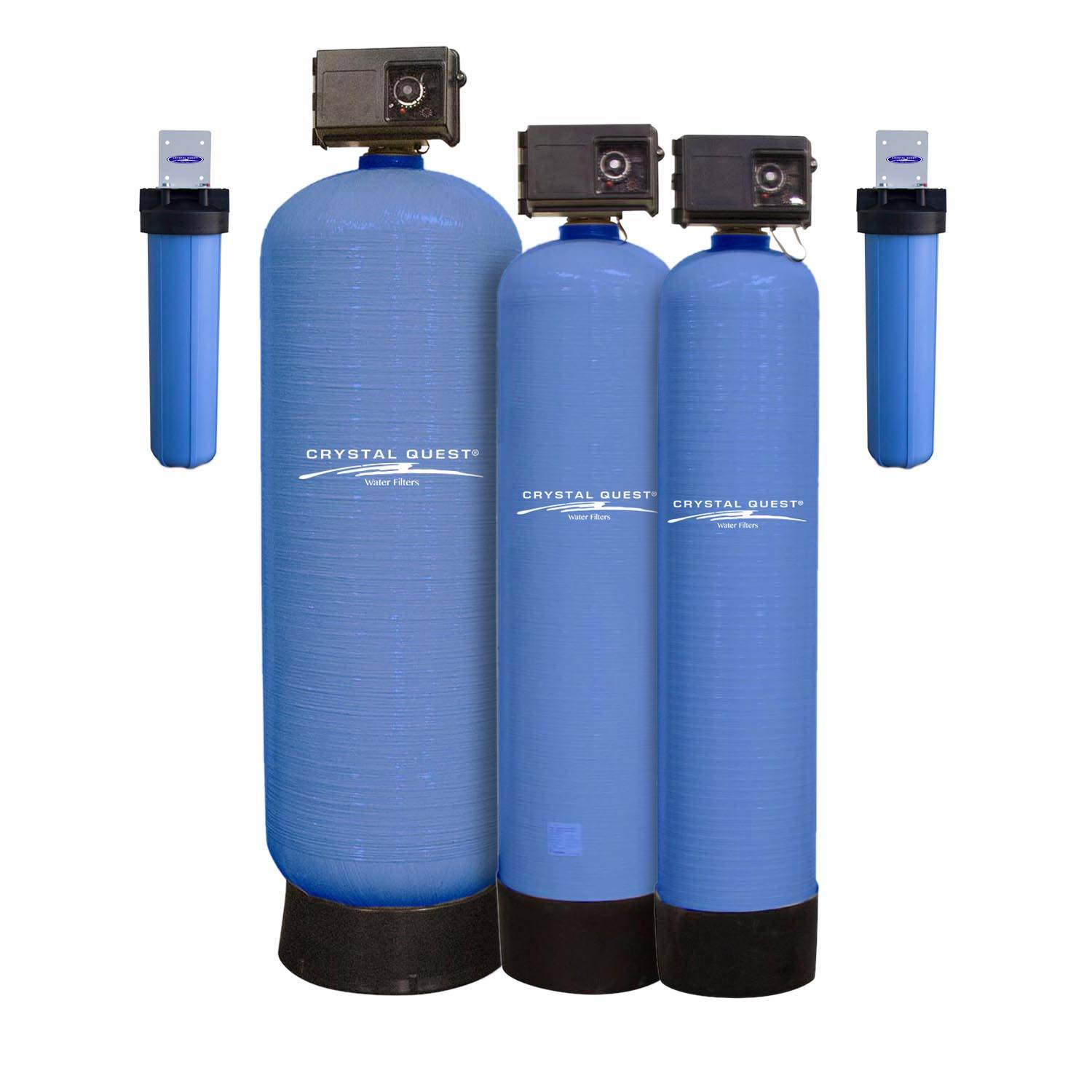 High Flow Whole House Water Filter System
