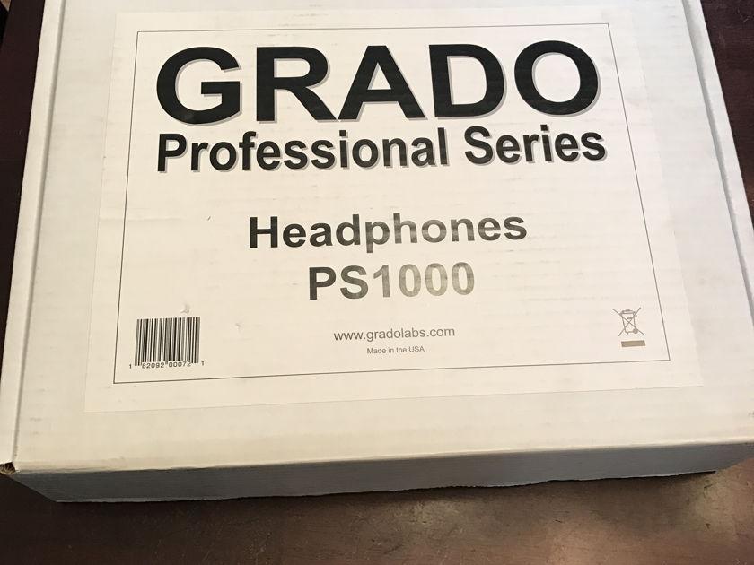 Grado PS-1000 Headphones