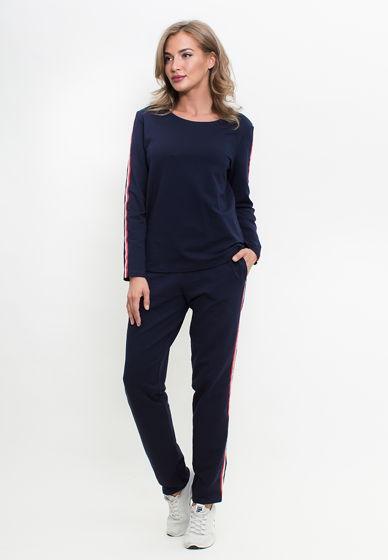 Комплект с брюками (цвет в ассортименте)