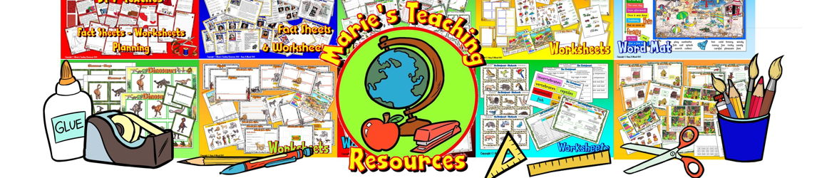 Marie's Teaching Resources