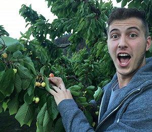 Chris Souto - Souto Farrms Fresh BC Fruit
