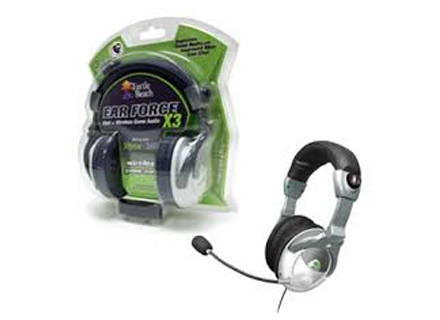 2007-Turtle Beach launches the first wireless gaming headset, the X3