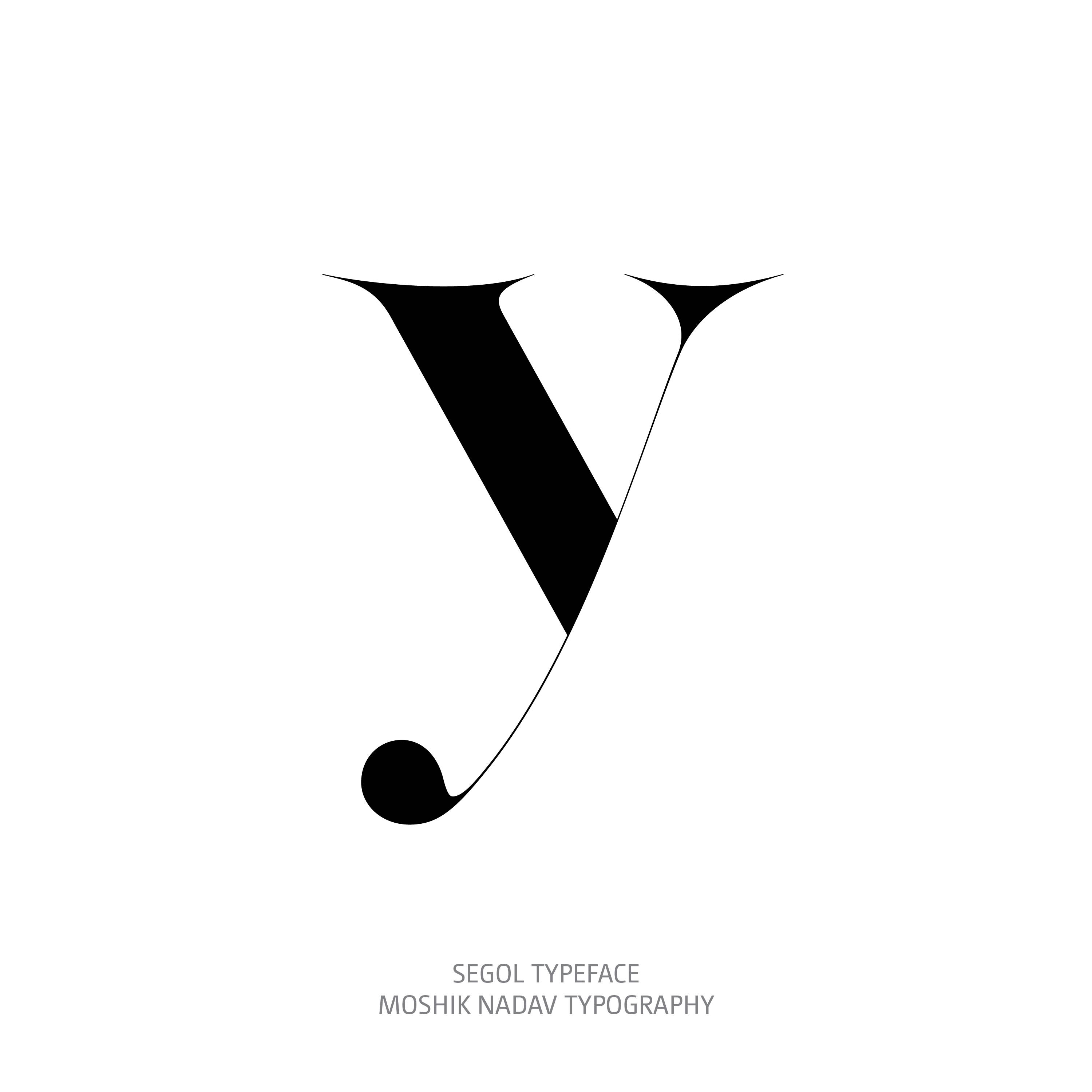 Segol Typeface y The Ultimate Font For Fashion Typography and sexy logos